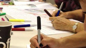 אנסמבל כאן - סדנת כתיבה בהנחיית עידו בורנשטיין: פרויקט כתיבה אישי